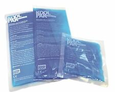KoolPak Reusable Hot Cold Ice Gel Pack- First Aid Pain Relief Heat Pack