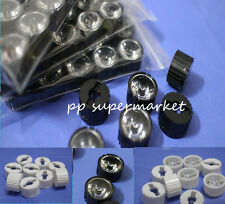 30°45°60°90°120°led Lens for 1W 3W 5W Hight Power LED with 20mm black/White hold