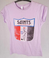 Official AFL St Kilda Saints Ladies Tee Size S