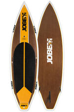JOBE BAMBOO 9ft STAND UP PADDLE BOARD SUP WITH OPTIONAL PADDLE PACKAGE