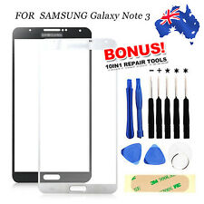 Front LCD Lens Glass Frame For Samsung Galaxy Note 3 Replacement Screen N9000