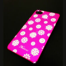 Bling Crystal Hard Case Back Cover For iphone 4 4S