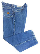 Red Kap Men's Jeans Industrial Work Uniform Relaxed Fit Indigo Blue PD60PW