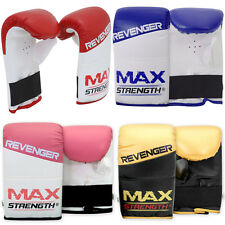 Boxing Punch Bag Mitts MMA Punching Gloves Kick Fight Training bag S/M/L/XL