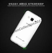 Clear Gel Case Cover For Sansung Grand prime/G530 Soft Tpu With 2 Free Gifts