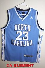 "Michael Jordan UNC North Carolina Tar Heels ""23"" Throwback Jersey"