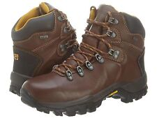 Mens Wolverine Fulcrum Hiking Gore-Tex Boot Brown Leather 07045