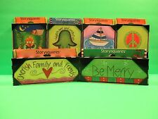 Demdaco Story Squares & Toppers, 47 To Pick From, You Choose