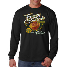 Fuzzy Cooters Carburators Hot Rat Rod Auto Car Funny Long Sleeve T-Shirt Tee