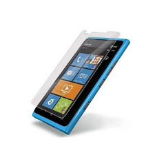 3x CLEAR LCD Screen Protector Shield for Nokia Lumia 900 GBM
