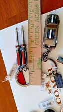 NWT COACH KEYCHAIN FOB AUTHENTIC (New Wiith Tags) for both Men and Women