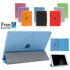 Smart Cover and Hard Back Case for Apple iPad mini 4