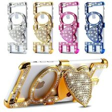 Diamond Crystal Bumper Case Cover + Kickstand For Apple iPhone 6/6s & 6/6s Plus