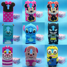 Disney Cartoon Silicone Back Case Cover For LG G4 Stylus / LS770 / LG G Stylo G4