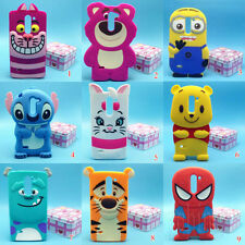 Lovely 3D Disney Cartoon Silicone Back Case Cover For LG G3 Stylus D690N /D690