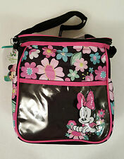BRAND NEW**DISNEY MINNIE & MICKEY MOUSE MINI INSULATED DIAPER BAG