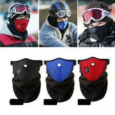 Neoprene Ski Snowboard Motorcycle Biker Winter Sport Face Mask Neck Warm Veil Q
