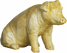 Arnold the Pig Outdoor Garden Statue by Orlandi Statuary FS7134