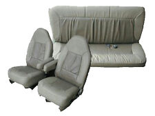 1992-1996 FORD BRONCO UPHOLSTERY - FULL SIZE- NOT GATHERED AS IN PHOTO