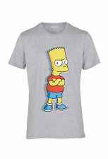 PETER ALEXANDER PJS Mens T-shirt BART THE SIMPSONS Tee Size M/L/XL BNWT PJ Top