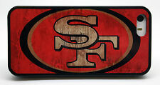 NEW SAN FRANCISCO 49ERS NFL FOOTBALL PHONE CASE FOR IPHONE 7 6 PLUS 6 5C 5S 4 4S