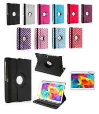"""New 360 Rotating Leather Case Cover For Samsung Galaxy Tab PRO 10.1"""" SM-T520/525"""
