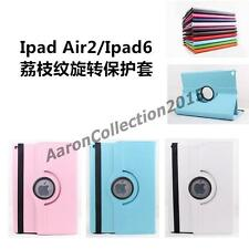 Ipad Case Cover For Apple Air 12 pro Leather Rotate Flip Stand With 2 Free Gifts