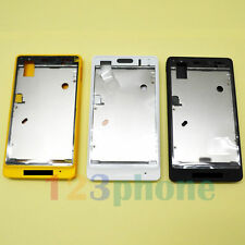 KEYPAD + BATTERY COVER + CHASSIS FULL HOUSING FOR SONY ERICSSON XPERIA GO ST27i