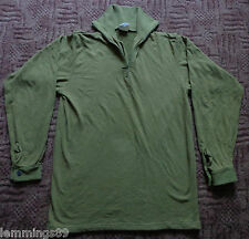 British Army Man's Olive Extreme Cold Weather Field Shirt Norgie Various Sizes