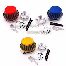44mm Air Filter Adapter Velocity Stack 33cc 43cc 49cc Goped Blade Z Gas Scooter