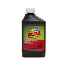 Killzall Weed and Grass Killer - 41% Glyphosate Super Concentrate Kills to Root