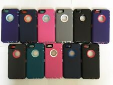 New Defender Case Cover & Holster Belt Clip For Apple iPhone 6 /6S