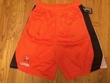 New Mens Lax World Virginia Mesh Lacrosse Shorts
