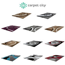 Rug High Pile Shaggy Living room div. mod. Sizes, Designs and Colours