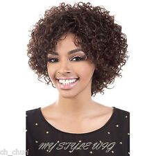 MOTOWN TRESS Human Remy Hair Wig - HR. CINDY
