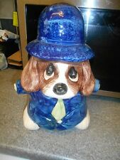Dog  Cookie Jar Collectable Novelty