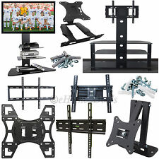 3D TV Tilt Swivel Wall Mount Bracket Holder Stand For Plasma LCD LED TVs DVD New