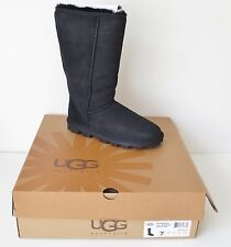 UGG Australia Essential Tall Black size 7 Authentic UGG