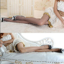 Women Sexy Pantyhose Tights Slim Lady Girls Silk Hosiery Full Foot Stockings L14