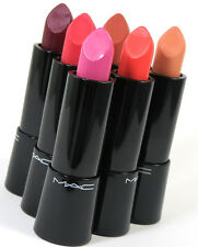 Auth MAC MINERALISE RICH LIPSTICK *Various Colours* BNIB LIMITED EDITION