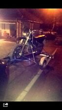 Single Motor Bike Trailer
