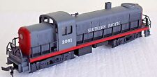 A.H.M. HO Locomotive #2061 Southern Pacific Lighted Loco Power in Box