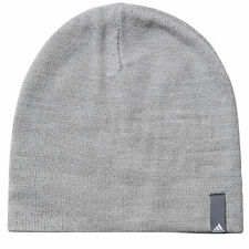 adidas Performance Beanie Knit Hat Grey