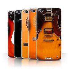 STUFF4 Back Case/Cover/Skin for HTC One X9/Guitar