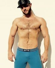 (M) Nasty Pig Champ Men's Long Johns Blue