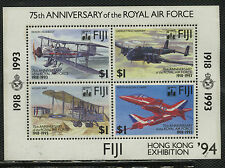 Fiji   1993   Scott # 691e   Mint Never Hinged Souvenir Sheet