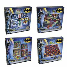 BATMAN Family Board Game, Bingo, Ludo, Checkers or Snakes & Ladders