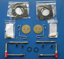 SU HS6 Twin Carburettor Overhaul Kit.  Triumph Austin Rover Jaguar Holden MGB