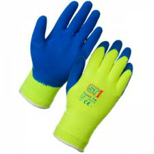 """6 pairs of Supertouch Topaz ICE Thermal Grip Gloves   """"FAST & FREE DELIVERY"""""""