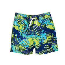 GYMBOREE SWIM SHOP Boys NWT Tropical Lizard Swimsuit Blue 12-18 18-24 2 3 4